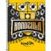 Caderno 1 matéria KondiZilla